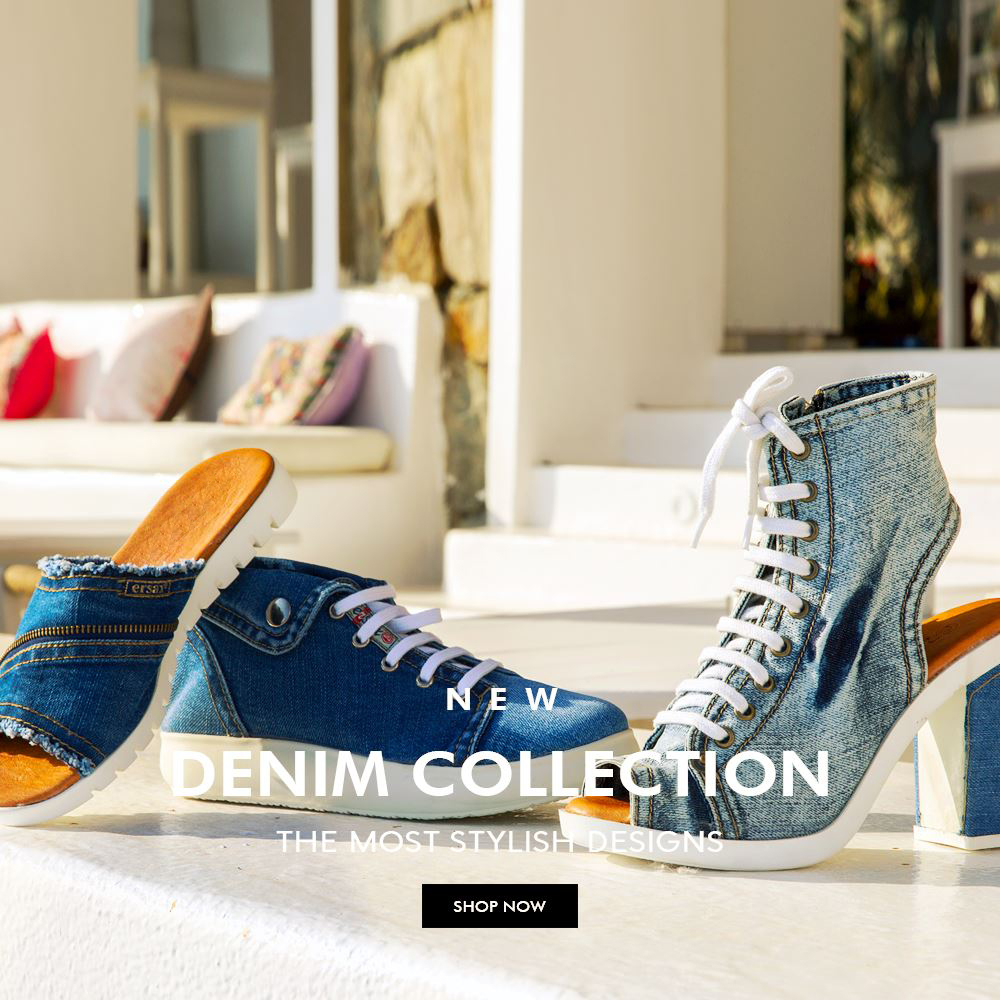 ERSAX || DENIM COLLECTION
