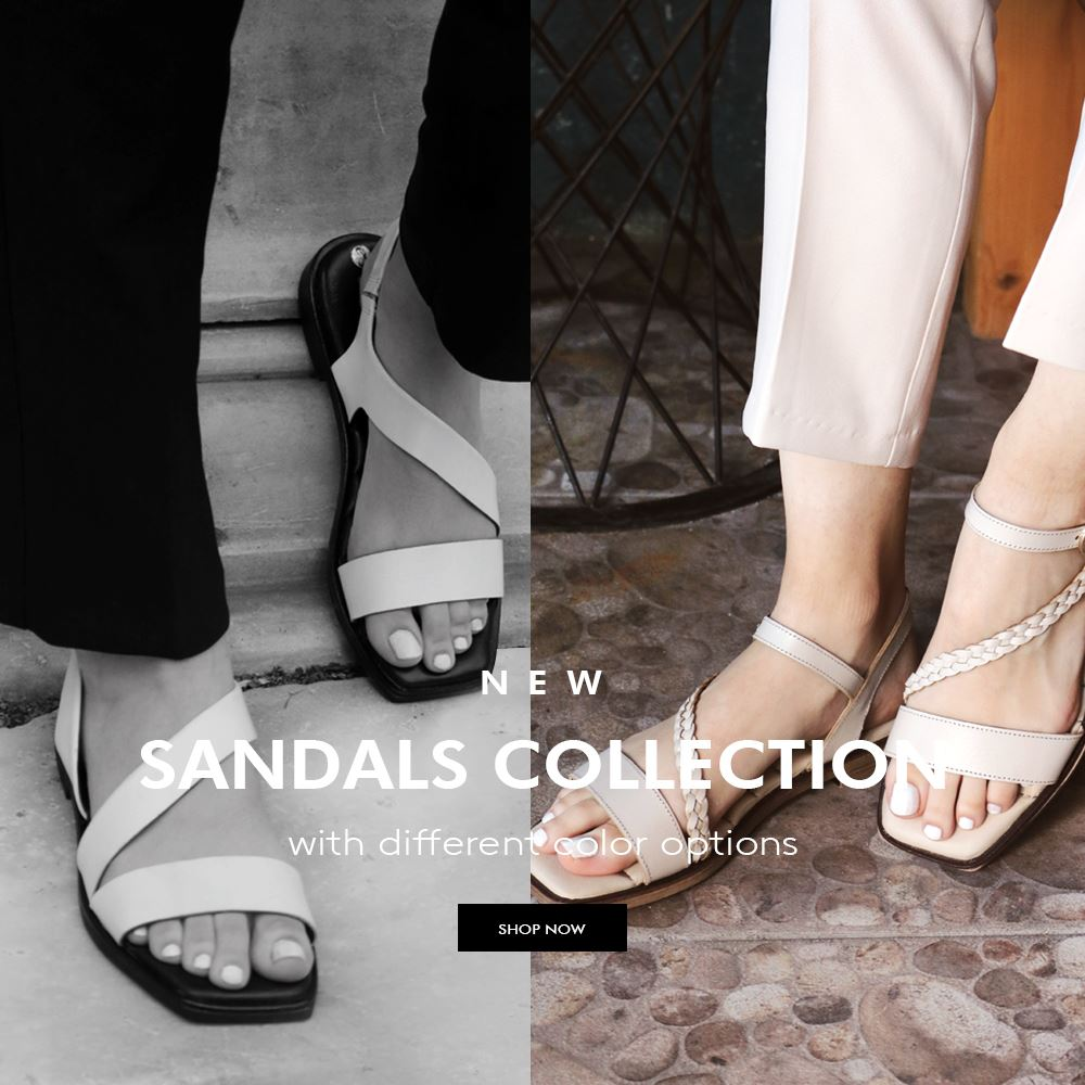 ERSAX || SANDALS COLLECTION